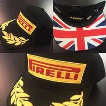 Gorra Formula 1, Pirelli Edicion Especial Gb Lewis Hamilton