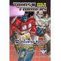Cartas Naipes Transformers Estilo Tope Cuartet Match 4 Cromy