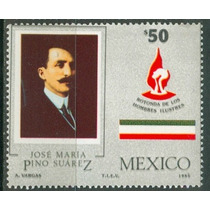 Sc 1461 Año 1986 B1 Jose Maria Pino Suarez