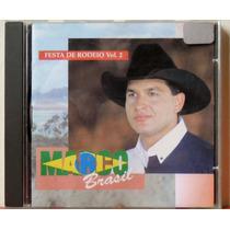 Cd Marco Brasil - Festa De Rodeio Vol 2 - 1998 - Cd-187