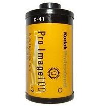 Rollo Fotografico Kodak Color Para Camara 35mm Analogas