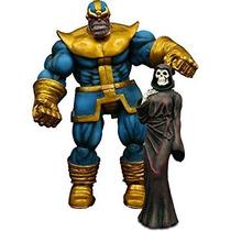 Juguete Figura Marvel Select Thanos Acción