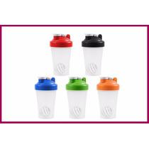 Set De 2 Vasos Shaker Para Batir Tu Proteína