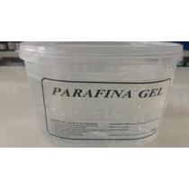 2 Kg Parafina Gel, P/fabricação Velas Decorativas Artesanais