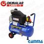 Compressor De Ar 24l 2 Hp 220v Monofásico G2801br Gamma