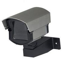 Caixa Proteçao Camera Cftv Alumínio Anodizado Micro Baby
