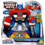 Rescue Bots Energize Electronic Optimus Prime - Vlf