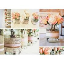 Centro De Mesa-casamiento-quince-eventos-souvenirs-vintage-