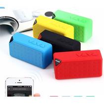 Mini Bocina Tipo Jambox Wireless Bluetooth Inalámbrica