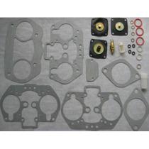 Weber Carburador. Repuesto Completo De Juntas Y Diafragmas