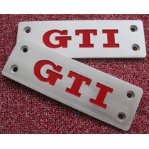 Emblema Pedal Tapete Golf Jetta Gti