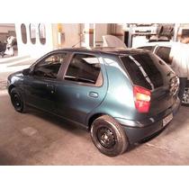 Fiat Palio 1.3 16v 4 Portas Azul