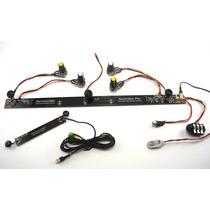 Microfonação Eletrificação Sanfona Profissional Hmx 16 Black