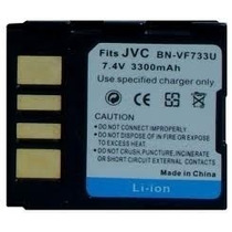 Bn-vf733u Bateria Para Jvc Gr-df540ex Gz-mg37u Gz-mg67us