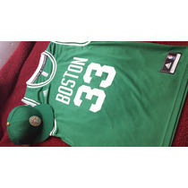 Jersey Gorra Celtics De Boston Nba Snapback Envío Gratis