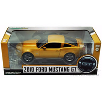Greenlight 2010 Ford Mustang 1:18 Gt Escala Limited Edition