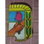 Escudo Original Del Partido Peronista En Papel 9x13