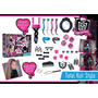 Kit C/ 1 Hair Studio Monster High E 1 Tapete Horripilante