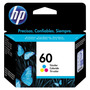 Cartucho De Tinta Original Hp 60 Color Para F4480 F4280 D110