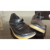 Zapatos Colegio Niña # 37