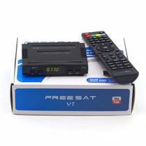 Freesat V7,equipo Satelital Wifi Tipo Openbox Min.sat 58