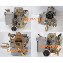 Carburador Nuevo Vocho 1600 Sin Sist Altimetrico 74-89