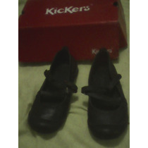 Zapatos Escolares Kicker Originales