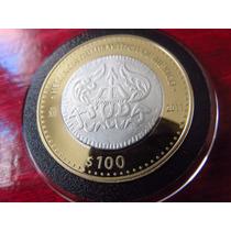 Moneda 100 Sud 8 Reales Morelos Herencia Numismatica