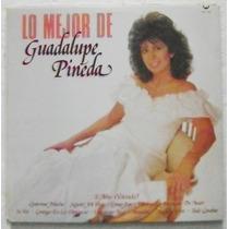 Guadalupe Pineda / Lo Mejor 1 Disco Lp Vinil