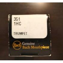 Bocal Vincent Bach Para Trompete Modelo 1.1/2c