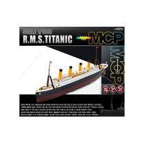 Navio Titanic Replica 1/1000 Kit Completo
