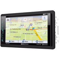 Pantallad Doble Din Soundstream Vrn-65hb Gps Bluetooth Usb