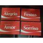 Coleção Natal 4 Cartão Postal Coca-cola Restaurante Spoleto