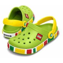 Crocs Lego Infantiles Unicas