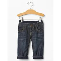 Roupas De Bebe Calça Masculina Jeans Azul 1969 - Gap