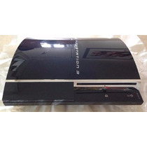 Ps3 Fat 40 Gb C/ Cooler Extra Troco Por Smartphone