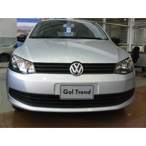 Volkswagen Vw Gol Trend 1.6 Trendline 5ptas Linea/nueva Lb
