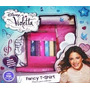 Violetta De Disney Remera Exclusiva Fancyt-shirt Para Pintar