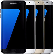 Samsung Galaxy S7 Edge 4g Lte 32gb 12mp Dual Pixel Libre