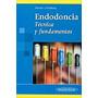 Endodoncia Bakland Gutman Canalda Y Pulpar Obsequios