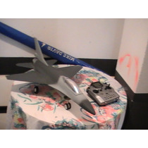 Avião A Jato F16 Falcon Elétrico Edf Importado Da Europa