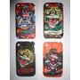 Capa Case Capinha Iphone 3gs Ed Hardy Iphone 3 Apple 3gs