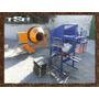 Máquina De Fabricar Bloco C/ 2 Formas - Atlantica Maq