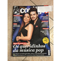 Revista Contigo Luan Santana Anitta Sophia Abrahão Ano 2015