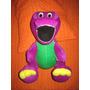 Peluche Barney Que Canta 40cm De Alto