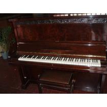Piano F.essenfelder Madeira Maciça Entalhada A Mão Impecavel
