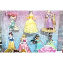 Disney Set De Figuras De Princesas