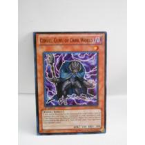 Yu Gi Oh Ceruli, Guru Of Dark World Foil