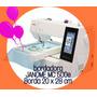 Bordadora Janome Mc500e Area 20x28cm + 10000 Diseños Gratis