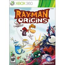 Jogo Rayman Origins (br) - Xbox 360